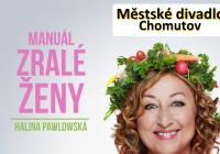 Halina Pawlowská - Manuál zralé ženy