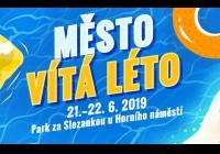 Město vítá léto - Opava