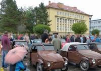 Setkání a výstava vozítek Velorex - Blansko