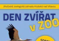 Den zvířat - Zoo Hluboká nad Vltavou