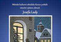 Vánoční výstava obrazů Josefa Lady