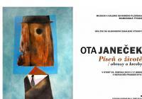 Ota Janeček - Píseň o životě / obrazy a kresby