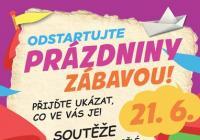 Odstartujte prázdniny - Obchodní centrum Galerie Ostrava