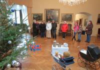 Vánoční prohlídky hradu Šternberk