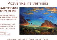 David Votrubec / Vnitřní krajiny