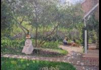Francouzský impresionismus / Mistrovská díla ze sbírek...