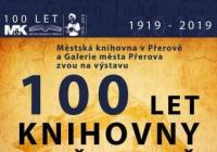 100 let knihovny v Přerově