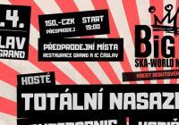 Křest Alba - Big S + Totální Nasazení, Supersonic a Kozičky - Čáslav