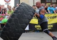 Strongman v Praze