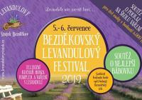 Bezděkovský levandulový festival - Úsov