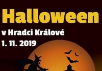 Halloween v Hradci Králové