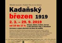 Kadaňský březen 1919