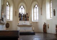 Noc kostelů na hradě Švihov