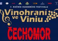 Vinohraní ve Viniu - Velké Pavlovice