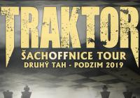Traktor - Šachoffnice tour