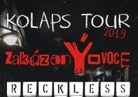 Kolaps Tour - Hudební klub Slady Kroměříž