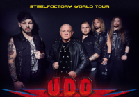 U.D.O.: Steelfactory World Tour 2019