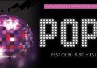 POPs #LIVE Concert ★ after-party DJ Martin Svátek