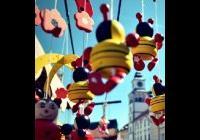 Velikonoční trh na náměstí v Třeboni
