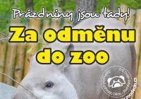 Vstup zdarma - Zoo Děčín