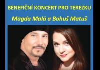 Charitativní koncert pro Terezku • Magda Malá a Bohuš...