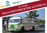 Den s historickými autobusy - Česká Lípa