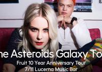 The Asteroids Galaxy Tour v Praze