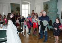 Návštěva u princezny Verunky na zámku v Hořovicích