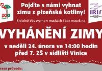 Český rok na vsi - Rozpustilé vyhánění zimy v Zoo Plzeň