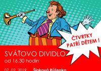 Sváťovo divadlo - Fontána Teplice