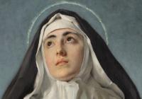 Svatá Anežko, všichni svatí, orodujte za nás!