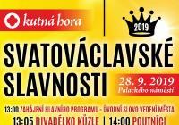 Svatováclavské slavnosti dětem - Kutná Hora
