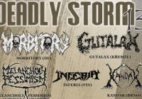 Deadly Storm festival