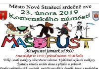 Masopust - Nové Strašecí