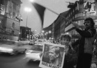 Havel na Hrad! Rok 89 ve fotografii