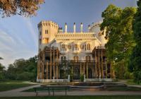 Toulky zámeckými zahradami a parkem - komentované prohlídky na Hluboké