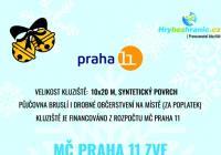 Bruslení zdarma - Praha Jižní Město
