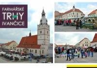 Farmářské trhy 2020 - Ivančice