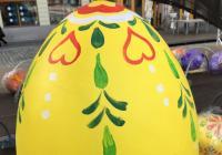 Velikonoční trhy na náměstí v Liberci