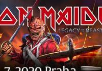 Iron Maiden v Praze