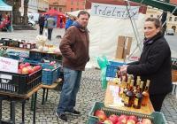 Farmářské trhy v Žatci