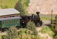 Podzimní výstava modelářů železnic Brno