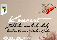 Koncert v kostele sv. Petra a Pavla v Oseku