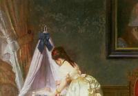 Viktoriánská matka