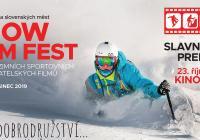 Snow Film Fest - zahájení festivalu