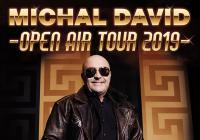 Michal David - Open Air Tour 2019 Písek