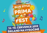 Blue Style Prima Fest - Šikland Vysočina Zvole
