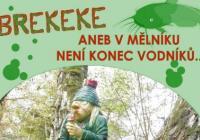 Brekeke! aneb v Mělníku není konec vodníků...