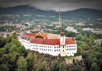 Strašidlo Cantervillské 2020 na zámku Děčín