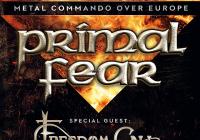 Primal fear - Změna termínu